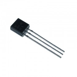 2N 3906 SI-P 40V 0.2A 0.35W TO92 FAIRCHI