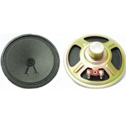 ALTOPARLANTE 2W 8 oHM D. 103MM