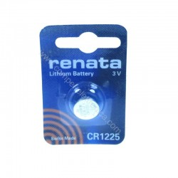 CR 1225 BATTERIA LITIO 3V VARTA