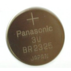 BR 2325 BATTERIA LITIO 3V PANASONIC