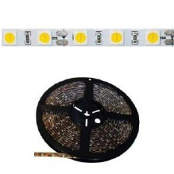 STRIP LED 6565 12V 72W 60LED/M 3K