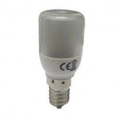 LAMPADA A LED E14 230V 1W 3K MINI 16 LED