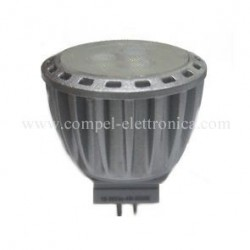 FARETTO A LED G4 10-30VDC 4W 3K MINI/D35
