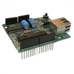 ETHERNET SHIELD ENC28J60 ARDUINO IN KIT