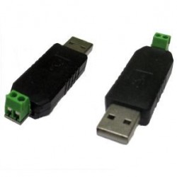 CONVERTITORE DA USB/RS485