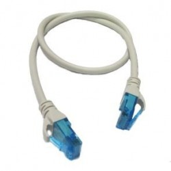 CAVO PATCH CORD UTP CAT5E 0,5 MT