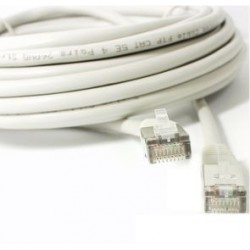 CAVO PATCH CORD FTP CAT5E 15 MT