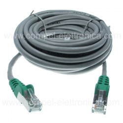 CAVO PATCH CORD FTP CAT5E CROSS 5 MT