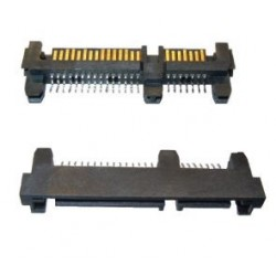 SPINA SATA SMT (SMD) 15 7pin ORIZZONTALE