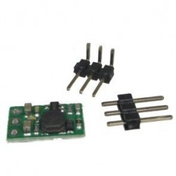 CONVERTITORE DC/DC STEP-UP In 2,5V a 3,3V Out 5V 1,4A 13x8x5MM