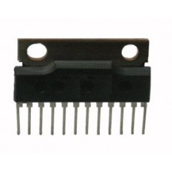 AN 17821A IC AUDIO AMPLF. 5W 2CH SIL-12