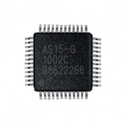 AS15-G IC X SCHEDA Tcon QFP48 Samsung