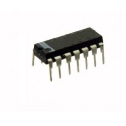 CD 4002 IC DUAL 4-INPUT NOR GATE