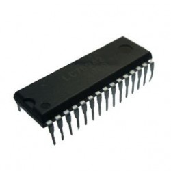 LC 75342 IC SINGLE-CHIP VOLUME SYSTEM