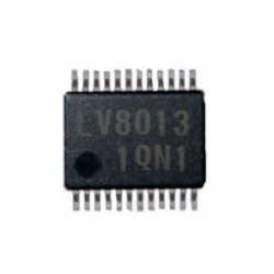 LV 8013 T BI-CMOS IC FORWARD/REVERS MOTO