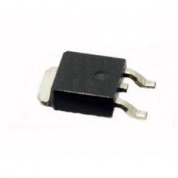 MIP 161 IC. CMOS CONTROL CIRCUIT. TO-252 SMD
