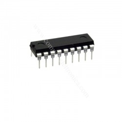 MM 74C922 CMOS key 16 encoders DIP-18