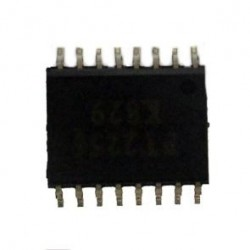 PT 2256 ELECTRONIC VOLUME CONTROLLER IC