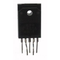 STRF 6656 SWITCHING REGULATORS SANKEN