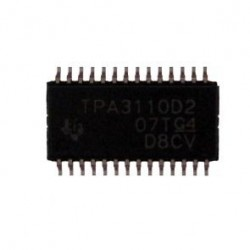 TPA 3110D2 IC AUDIO POWER AMPLIFIER SMD