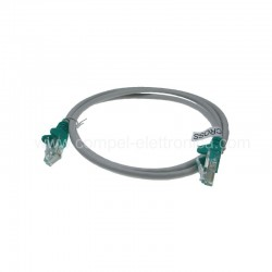 CAVO PATCH CORD UTP CAT5E CROSS 1 MT