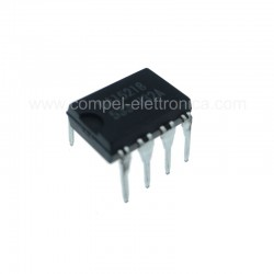 BA 15218 IC DUAL HIGH SLEW RATE, LOW NOISEOPERATIONAL AMPLIFIER DIP8