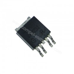 TLE 4275 D IC 5V LOW-DROP VOLTAGE REGULATOR SMD