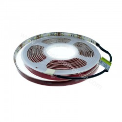 STRIP LED 2835 12V 25W 60LED/M 3K BIANCO CALDO IP65