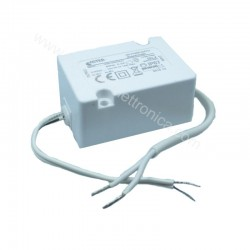 ALIMENTATORE SWITCH PER LED 12V 12W 1A/IP67
