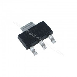 LD 1117 AS 33 LOW DROP FIXED 3,3V 1,2A SOT223