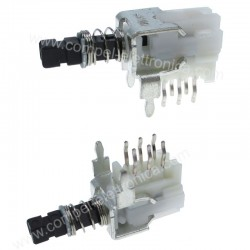 INTERRUTTORE MINI PANASONIC 6 PIN CIRC. STAMPATO