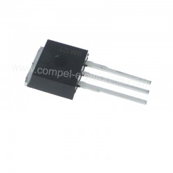 6R199P SMPS MOS-dz 650V 16A 139W PG-TO262