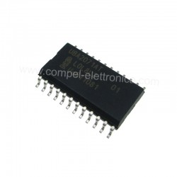 UBA 2071 AT IC HALF BRIDGE CONTROL SOP-24 SMD