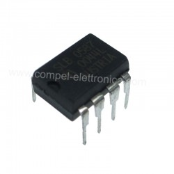 SLB 0587 IC DIMMER FOR HALOGEN LAMPS DIP-8