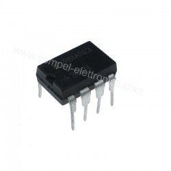 LF 356N JFET INPUT OPERATIONAL AMPL DIP-8