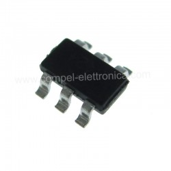 FDC 642P IC P-CH 2,5V SPECIFIED POWER TRENCH MOSFET SuperSOT6 SMD