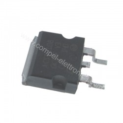 ACST 610-8G AC SWITCH 6A 800V10mA D2PACK
