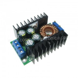 CONVERTITORE DC/DC STEP-DOWN IN 5V..40VDC OUT 1,2V..35VDC MAX 9A 300W
