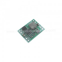 CONVERTITORE MINI DC/DC STEP-DOW IN 4,5Vdc.. 28Vdc OUT 0,8Vdc.. 20Vdc 3A