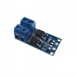 DRIVER MOSFET PWM 15A 400W 5VDC...36VDC