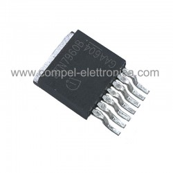 BTN 7960B IC HIGH CURRENT PN HALF BRIDGE PG-TO263-7-1