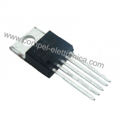 XL 4016 IC 40V 8A 180KHZ DC TO DC CONVERTER TO220-5