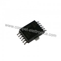 BTS 5210L IC SMART HIGH-SIDE POWER SWITCH TWO CH 2x140Mohm P-DSO-12