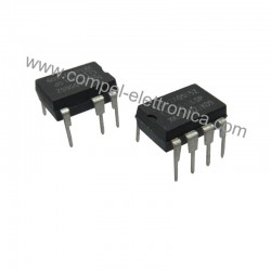 ICE 2A0565Z IC OFF-LINE SMPS CURRENT MODECONTROLLER PG-DIP-7-1