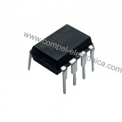 TPS 2812P DUAL HIGH-SPEED MOSFET DRIVERS DIP-8