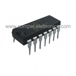 PIC 16 F 676-I/SP IC FLASH-BASED 8-BIT CMOS MICROCONTROLLERS DIP-14