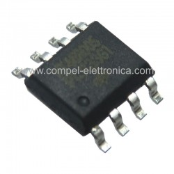 HT 46R005 SMALL PACKAGE 8-BIT OTP MCU SO-8 SMD