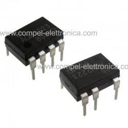 AQH 2223 SSR SOLID STATE RELAYS 0V..600V 900MA DIP-8