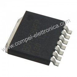 BD 9778 HFP IC FLEXIBLE STEP-DOWN SWITCHING REGULATOR HRP-7 SMD
