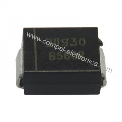 B560B DIODO 60V 5A DO-214AA SMD